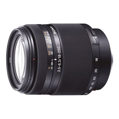 Sony - DT 18-250 MM F3 5-6 3