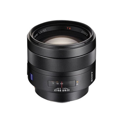 Sony - 85MM F1.4 CARL ZEISS
