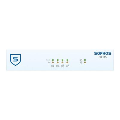 Sophos - SG 115 TOT PROT 2Y (EU P. CORD)