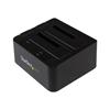 Box hard disk esterno Startech - 2bay usb 3.1 gen 2 sata dock