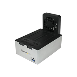 Foto Docking station Dock per doppio hdd Startech