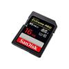 Scheda di memoria Sandisk - Extreme PRO SDHC UHS Class 3