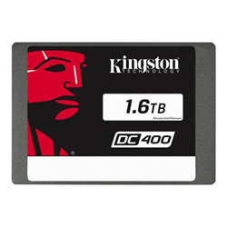 Hard disk interno Kingston - 1600gb ssdnow dc400 ssd sata 3 2.5