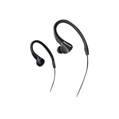 Pioneer - AURICOLARE IN EAR SPORT IPX2 NERO