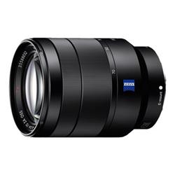 Objectif Sony SEL2470Z - Objectif à zoom - 24 mm - 70 mm - f/4.0 Vario-Tessar T* FE ZA OSS - Sony E-mount - pour a5100 ILCE-5100, ILCE-5100L, ILCE-5100Y