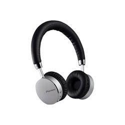 Pioneer SE-MJ561BT - Casque - pleine taille - sans fil - Bluetooth - NFC* - argenté(e)