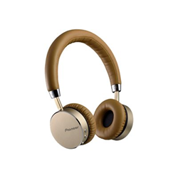 Foto Cuffie SE-MJ561BT Bluetooth Marrone Pioneer