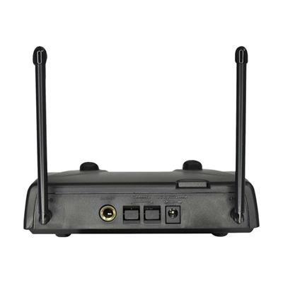 Hitachi - DOPPIO RADIOMICROFONO VHF PALMARE