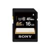 Scheda di memoria Sony - Sf16u