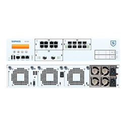 Firewall Sophos SG 550 - Dispositif de sécurité - 8 ports - 10Mb LAN, 100Mb LAN, GigE - 2U - rack-montable