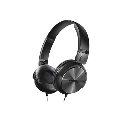Philips - $DJ STYLE ON-THE-EAR METALLO