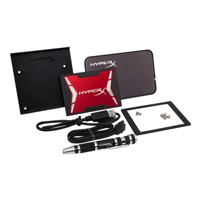 HyperX - 120G SSD HYPERX SAVAGE BUNDLE