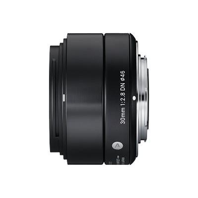 Sigma - 30MM 2.8 A DN F/MFT MICRO 4/3 BLACK
