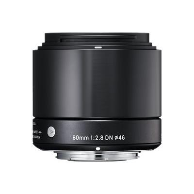 Sigma - 60MM 2.8 A DN F/MFT MICRO 4/3 BLACK
