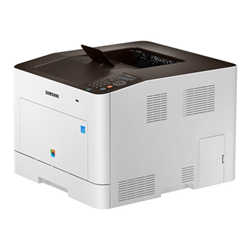 Imprimante laser Samsung ProXpress C3010ND - Imprimante - couleur - Recto-verso - laser - A4/Legal - 9 600 x 600 ppp - jusqu'à 30 ppm (mono) / jusqu'à 30 ppm (couleur) - capacité : 300 feuilles - USB 2.0, Gigabit LAN, hôte USB