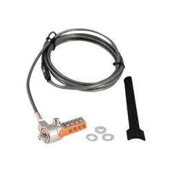 V7 - Cable lock combo premium 2m