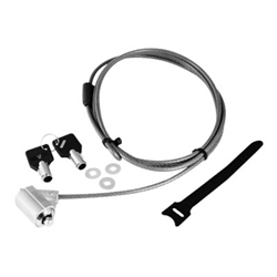 V7 - Cable lock keyed premium 2m