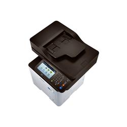 Imprimante laser multifonction Samsung ProXpress M4080FX - Imprimante multifonctions - Noir et blanc - laser - A4/Legal (support) - jusqu'� 40 ppm (copie) - jusqu'� 40 ppm (impression) - 650 feuilles - 33.6 Kbits/s - USB 2.0, LAN, h�te USB