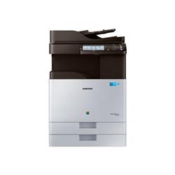 Imprimante laser multifonction Samsung MultiXpress X3220NR - Imprimante multifonctions - couleur - laser - A3 (297 x 420 mm), Ledger (279 x 432 mm) (original) - A3/Ledger (support) - jusqu'� 22 ppm (copie) - jusqu'� 22 ppm (impression) - 1140 feuilles - USB 2.0, Gigabit LAN, h�te USB