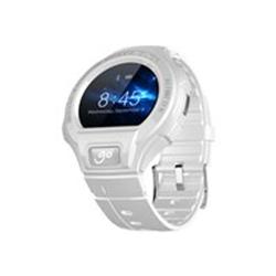 Smartwatch Alcatel OneTouch GO WATCH - Blanc - montre intelligente avec bande - blanc - Bluetooth - 55 g