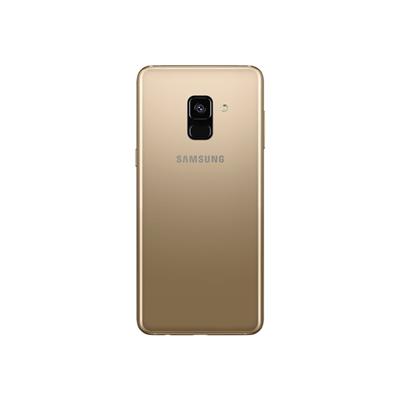 Samsung - GALAXY A8 DUAL SIM GOLD