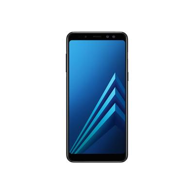 Samsung - GALAXY A8 DUAL SIM BLACK