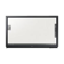 """Écran LFD Samsung DM75E-BR - Classe 75"""" - DME Series écran DEL - signalisation numérique - avec écran tactile - 1080p (Full HD)"""