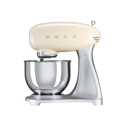Robot pâtissier Smeg 50's Style SMF01CREU - Robot pâtissier - 800 Watt - crème