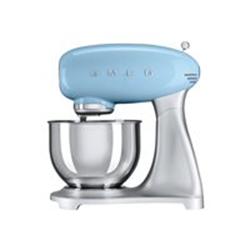 Robot pâtissier Smeg 50's Style SMF01PBEU - Robot pâtissier - 800 Watt - bleu azur