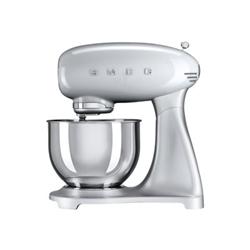 Robot pâtissier Smeg 50's Style SMF01SVEU - Robot pâtissier - 800 Watt - métal gris
