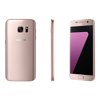 Samsung - GALAXY S7 EDGE 32GB PINK