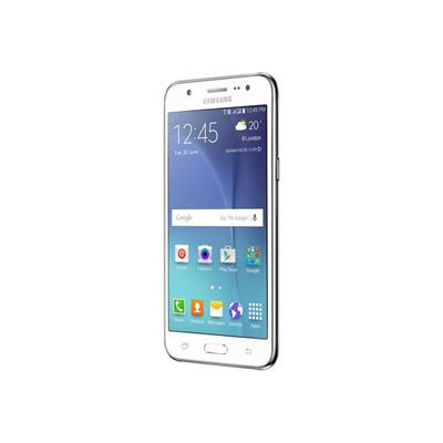 Samsung - GALAXY J5 WHITE DUAL SIM