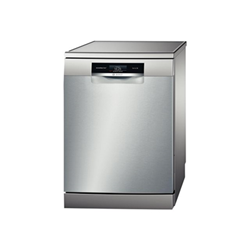 Lave-vaisselle Bosch Serie 8 SMS88TI03E - Lave-vaisselle - pose libre - largeur : 60 cm - profondeur : 60 cm - hauteur : 84.5 cm - finition inox