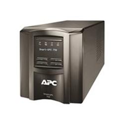 Gruppo di continuità APC - Smart-ups 750va lcd 120v
