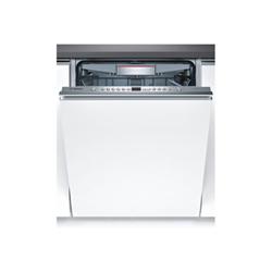 Lave-vaisselle Bosch Serie 6 SMV69N92EU - Lave-vaisselle - int�grable - Niche - largeur : 60 cm - profondeur : 55 cm - hauteur : 81.5 cm