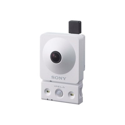 Sony - FIXED IPCAM HD720P 30FPS E-D/N