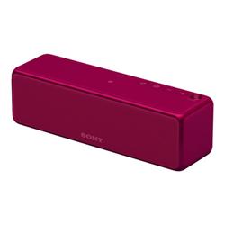 haut-parleur sans fil Sony h.ear go SRS-HG1 - Haut-parleur - pour utilisation mobile - sans fil - rose bordeaux