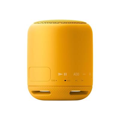 Sony - SRS-XB10 SPEAKER WIRELESS GIALLO