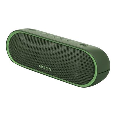 Sony - SRS-XB20 SPEAKER WIRELESS VERDE