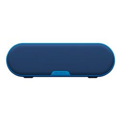 haut-parleur sans fil Sony SRS-XB2 - Haut-parleur - pour utilisation mobile - sans fil - bleu
