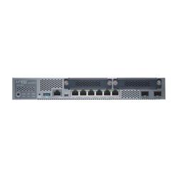Firewall Juniper Networks SRX320 Services Gateway - Dispositif de sécurité - 8 ports - GigE, HDLC, Frame Relay, PPP, MLPPP, MLFR - bureau