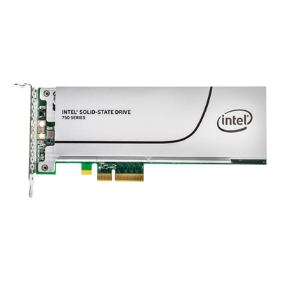 Intel - SSD 750 SERIES 400GB PCIE 3.0X4