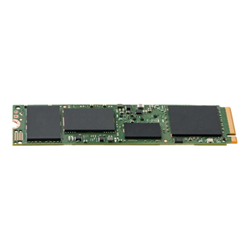Disque dur interne Intel Solid-State Drive 600p Series - Disque SSD - chiffré - 128 Go - interne - M.2 2280 - PCI Express 3.0 x4 (NVMe) - AES 256 bits
