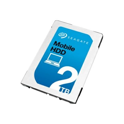 Seagate - LAPTOP THIN HDD 2TB SATA