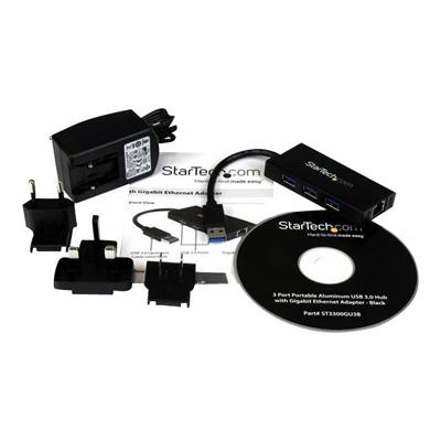 Startech - HUB USB 3.0 CON