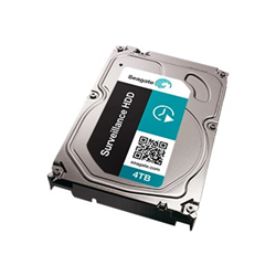 Hard disk interno Seagate - Surveillance hdd 4tb sata
