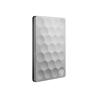 Seagate - BACKUP PLUS ULTRA SLIM 1TB