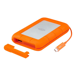 Hard disk esterno 1tb rugged thunderbolt   usb3