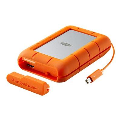 LaCie - 4TB RUGGED RAID THB   USB