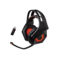 Cuffie con microfono Asus - Strix rog wireless